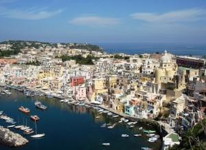Capri Procida 1 - luglio 2008