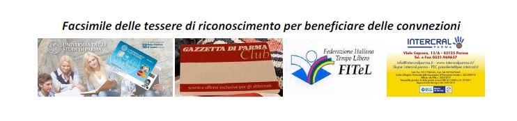 TESSERE SOCIO CONVENZIONI