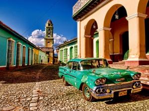 CUBA TRINIDAD LOCAND