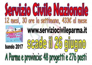SERVIZIO CIVILE 2017 LOCAND
