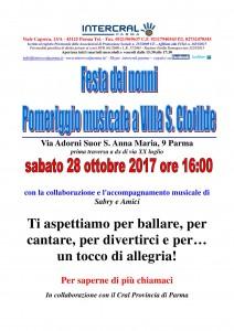 villa clotilde 28 ottobre 2017