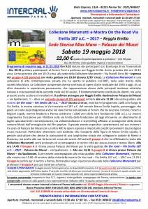 Maramotti - Museo Civico 19 maggio 2018