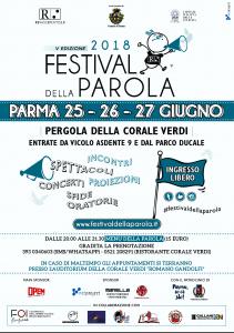 FESTIVAL PAROLA GIU2018