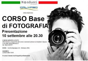 CORSO BASE FOTOG. 10092018