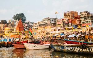INDIA VARANASI LOCAND