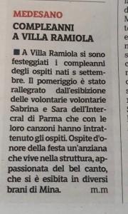 VILLA RAMIOLA SET18 GAZ