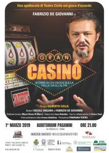 GRAN CASINO' - SPETTACOLO 01.03.2019