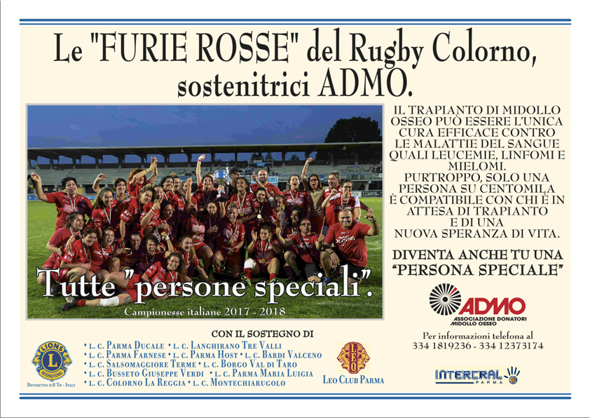 TEST. ADMO FURIE ROSSE 2018_19