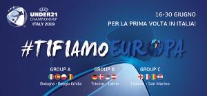 UEFA CHAMP UNDER 21 TIFIAMO EUROPA