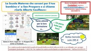 Scuola materna CA COULLIAUX 2019_20