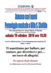 villa clotilde 19 ottobre 2019