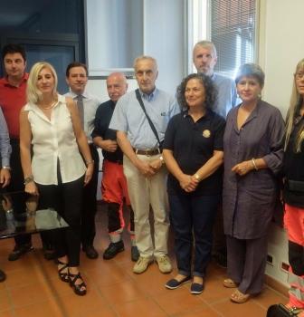 Intercral e il trasporto solidale: protagonisti