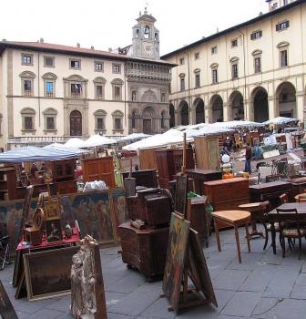 Arezzo ed Anghiari