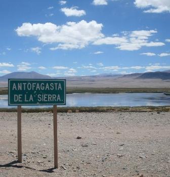 Argentina La Puna, il Gigante Pigro