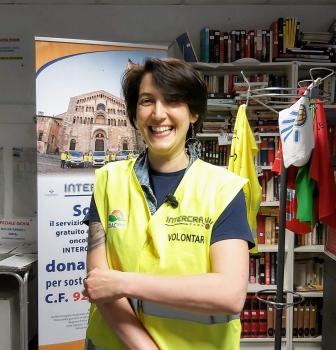 Un servizio dedicato ai volontari – back stage