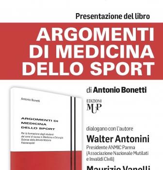 Argomenti di medicina dello sport – Presentazione Libro