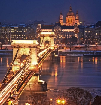 Gita a Budapest