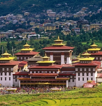 Buthan e Nepal – La festa degli dei