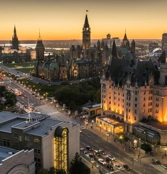 Tour del Canada orientale