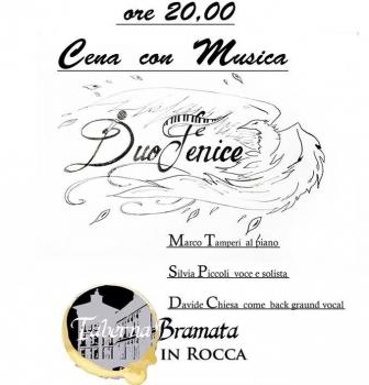 Cena in musica – Duo Fenice
