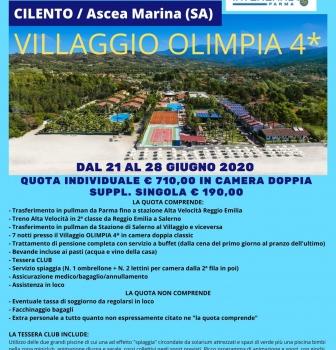 Cilento -Ascea Marina SA – soggiorno mare