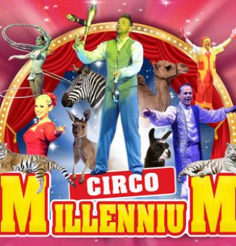 Circo Millenium a Parma