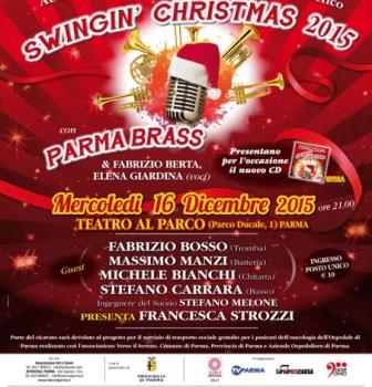 Concerto swing di Natale