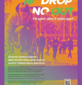 NO DROP NO OUT – Corso gratuito
