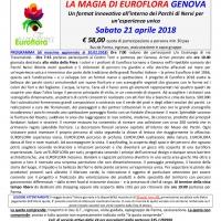GENOVA – Euroflora