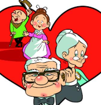 Festa dei nonni – visita ai centri diurni