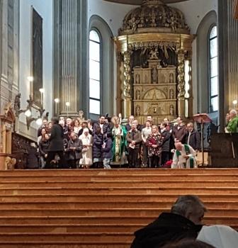 Giornata mondiale del malato – Duomo Parma