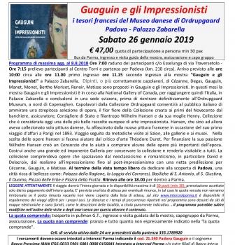 Padova – Gauguin e gli impressionisti