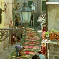 Infiorata del Corpus Domini – Liguria