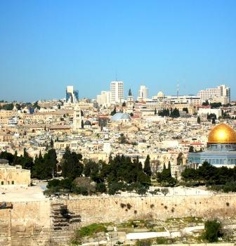 Gerusalemme – La città sacra