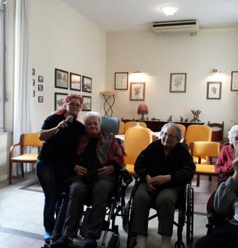 P.le Fiume – Residenza Anziani Lecci…in musica