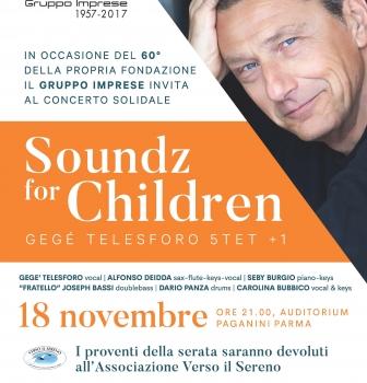 Concerto Solidale – Verso il Sereno
