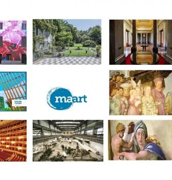 MAART ON-LINE TOUR – L'Arte a portata di click..e non solo