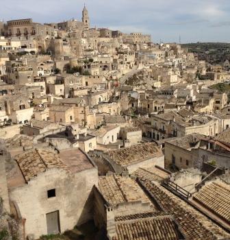 Matera e la valle dell'Itria