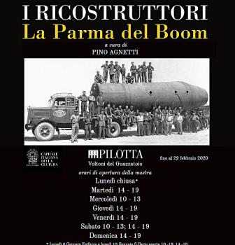 Mostra: I ricostruttori – Parma