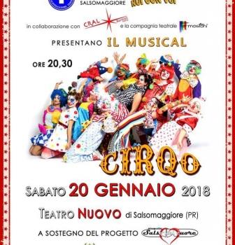 MUSICAL AL TEATRO NUOVO – SALSOMAGGIORE