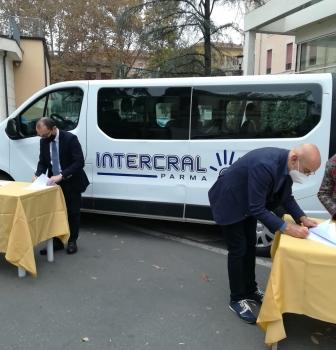 Firma nuovo accordo trasporto Ematologia