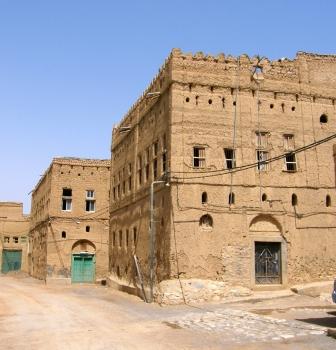 Tour OMAN da Muscat