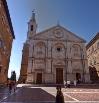 Montepulciano e Pienza