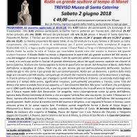 Treviso – Mostra dello scultore RODIN