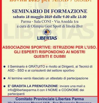 Seminario Fisco e Sport