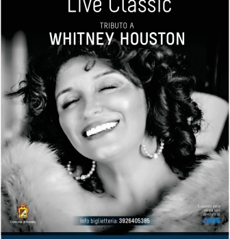 TRIBUTO LIVE A WHITNEY HOUSTON