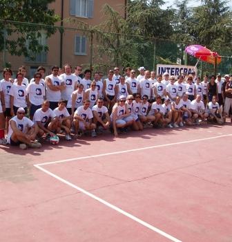 1° Torneo di pallavolo misto Intercralparma