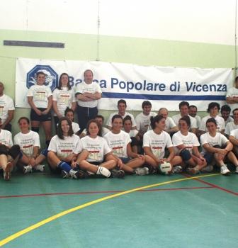 4° Torneo di pallavolo misto Intercralparma