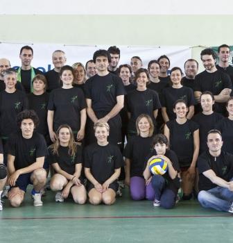 5° Torneo di pallavolo misto Intercralparma