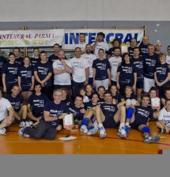 9° Torneo di pallavolo misto Intercralparma